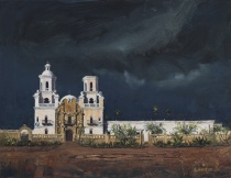 San Xavier Monsoon